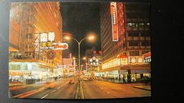 The Busy Time Of Nathan Road- The Main Road Of Kowloon, HONG KONG - Chine (Hong Kong)