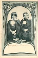 Conception - Mapuches Indios Araucanos - Chili Chile - Ethno Ethnic - Belle Animation - Chili