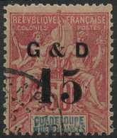 Guadeloupe (1903) N 47 (o) - Oblitérés
