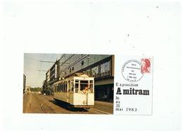 COMMUNAUTE URBAINE DE LILLE EXPOSITION A MITRAM 16 Au 31 MAI 1983 - Lille