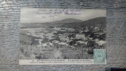 CPA En Nouvelle Calédonie Vue Générale De Nouméa 1906 - Nouvelle-Calédonie