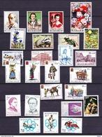 België Kleine Verzameling Betere Reeksen Postfris **,  Zeer Mooi Lot 3676 - Timbres