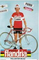 Pollentier Michel (flandria) , Lot Pk 3 - Ciclismo