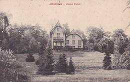 AMOUGIES / CHALET FALLOT / CIRC 1909 - Mont-de-l'Enclus