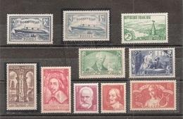 Timbres France Neufs** - Année 1935 Complète - France