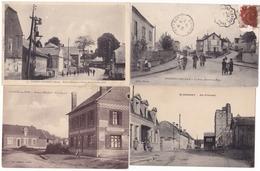 Lot De 178 Cartes Aisne - Cartes Postales