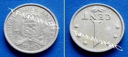 NETHERLAND ANTILLES 1 Cent 1983 - Netherland Antilles