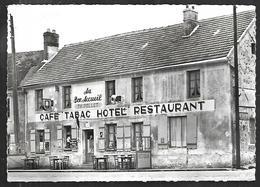 Cpm 03172 Ver Sur Launette Au Bon Accueil Hotel Restaurant , Pub Byrrh - Autres Communes
