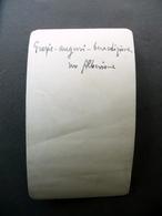 Autografo Beato Giacomo Alberione Santino Gesù Cristo Religione Edizioni Paoline - Autographes