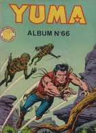 YUMA Album N° 66 (2 49 250 251 ) LUG 09-1983 - Yuma