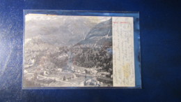 FAIDO STAZIONE  ANNO 1904   P - 177 - Altri