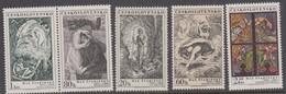 Czechoslovakia Scott 1902-1906 1973 Birth Centenary Of Svabinsky, Mint Never Hinged - Czechoslovakia