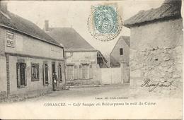 *CORANCEZ. CAFE SAUGER - France