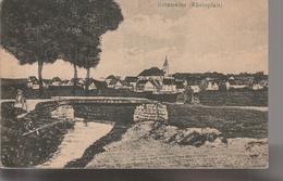 Katzweiler , Rheinpfalz  Mit Radfahrer - Germany