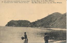 GEA RUANDA URUNDI 1918 ISSUE PPS STIBBE 11 VIEW 25 CTO BPCVPK 17 - Stamped Stationery