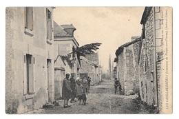 (23164-37) Les Chillaudières - Commune De Parçay Sur Vienne - Belle Animation - France