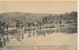 GEA RUANDA URUNDI 1918 ISSUE PPS STIBBE 11 VIEW 26 CTO BPCVPK 17 - Stamped Stationery