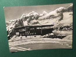 Cartolina Rifugio - Bar Ristorante Monte Spinale - Dolomiti Di Brenta - 1953 - Trento
