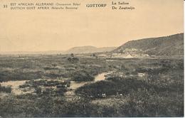 GEA RUANDA URUNDI 1918 ISSUE PPS STIBBE 11 VIEW 31 CTO BPCVPK 17 - Stamped Stationery