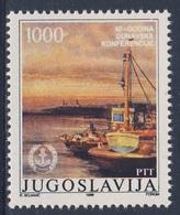Jugoslavija Yugoslavia 1988 Mi 2290 YT 2174 SG 2469 ** 40th Ann. Danube Conference / Donaukonferenz - Ongebruikt