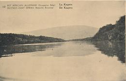 GEA RUANDA URUNDI 1918 ISSUE PPS STIBBE 11 VIEW 32 CTO BPCVPK 17 - Stamped Stationery