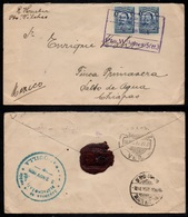 PUERTO WILCHES - SANTANDER - COLOMBIA / 1926 LETTRE POUR LE MEXIQUE (ref LE3162) - Colombie