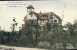 UCCLE :  Petite Espinette : Villa Levèque, Av.de Bon Air - Ukkel - Uccle