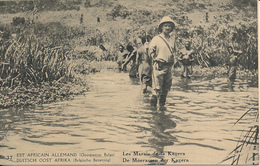 GEA RUANDA URUNDI 1918 ISSUE PPS STIBBE 11 VIEW 37 CTO BPCVPK 17 - Stamped Stationery
