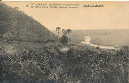 GEA RUANDA URUNDI 1918 ISSUE PPS STIBBE 11 VIEW 39 CTO BPCVPK 17 - Stamped Stationery