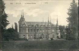 UCCLE : Le Château D'Uccle - Ukkel - Uccle
