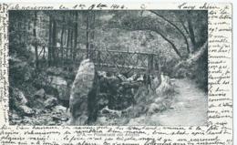 Spa - Promenade Des Artistes - 1904 - Spa