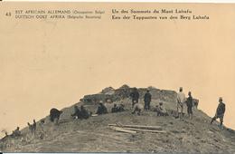 GEA RUANDA URUNDI 1918 ISSUE PPS STIBBE 11 VIEW 43 CTO BPCVPK 17 - Stamped Stationery