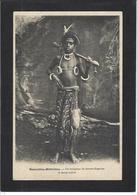 CPA Nouvelles Hébrides Non Circulé VANUATU Type Ethnic - Vanuatu