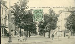 UCCLE :  Avenue Albert - Place Vanderkindere - Ukkel - Uccle