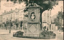 UCCLE :  Avenue Brugmann - Place Vanderkindere - Ukkel - Uccle