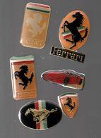 Pin's LOGO FERRARI.......BT8 - Jaguar