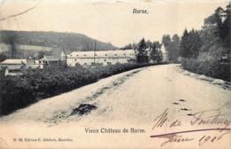 Modave - Barse - Le Vieux Château De Barse - Modave