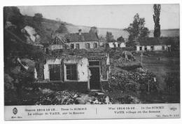 VAUX - Ruine Du Village De La Somme - War 1914-18