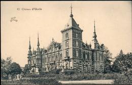 UCCLE :  Château D'Uccle - Ukkel - Uccle