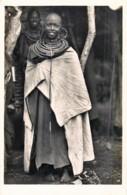 Kenya - Type Massai  - L'Afrique Qui Disparait (Photo: C.Zagourski , Léopoldville) 2°série N°162 - Kenya