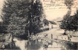 Aubange - Athus - Laveuses à La Rivière - Aubange