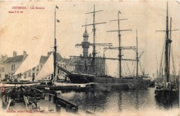 Ostende - Edit. Sugg Série 7 N° 27 -  Les Bassins - Oostende