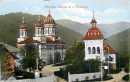 Roumanie - Sinaia - Biserica De La Monastire - Roumanie
