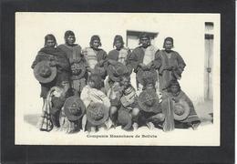 CPA Bolivie Bolivia Non Circulé Compania Huanchaca De Bolivia Mine De ZINC - Bolivie