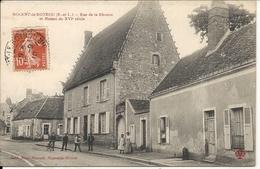 *RUE DE LA RHONNE ET MAISON DU XVI SIECLE - Nogent Le Rotrou