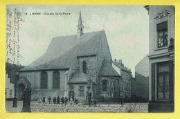 * Lier - Lierre (Antwerpen - Anvers) * (SBP, Nr 19) Chapelle Saint Pierre, église, Church, Belle Animation, TOP, Rare - Lier