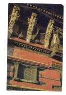 NEPAL - KATHMANDU, Wood Carving - Nepal
