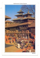 NEPAL - KATHMANDU, Durbar Square - Nepal