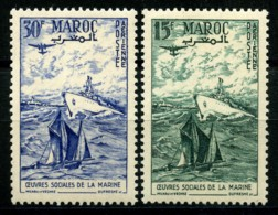 Maroc (1954) PA N 98 A 99 (charniere) - Morocco (1891-1956)
