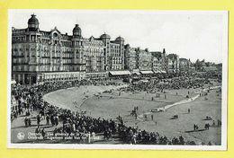 * Oostende - Ostende (Kust - Littoral) * (Nels, Ern Thill, Bromurite) Vue Générale De La Plage, Strand, Beach, Digue - Oostende